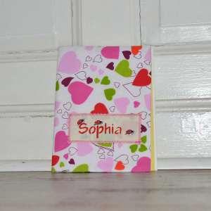 Hülle Sophia für das U-Heft