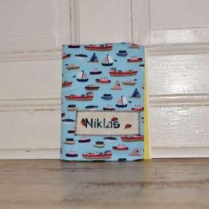 Hülle Niklas für das U-Heft