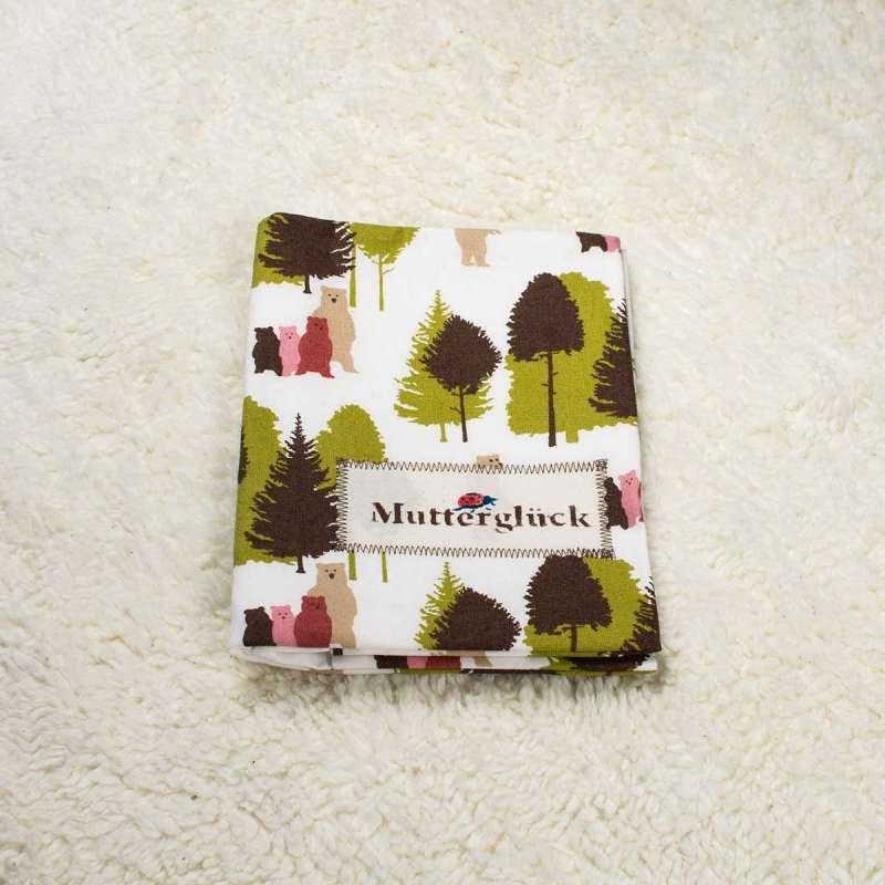 Mutterpass Motiv Wald mit Bären