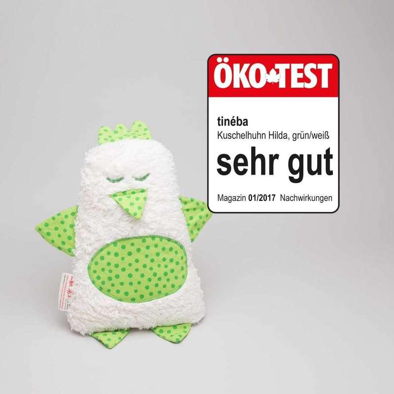 Öko-Huhn Hilda - Kuscheltier zum...