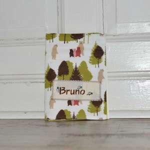 Hülle Bruno für das U-Heft