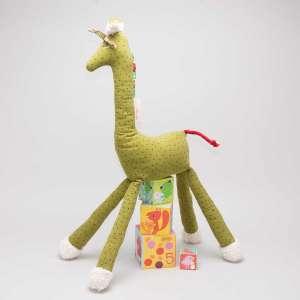 Gisela die Giraffe - dunkle...